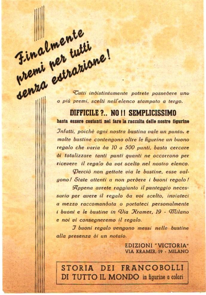 OLYMPIA 1896-1972-PANINI-Figurina n.23-B Riproduzione francobollo Rec