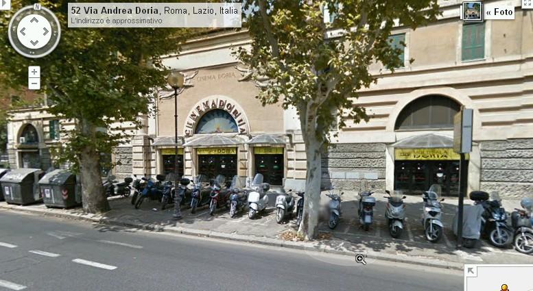 Cinema romani anni 39 50 for Doria arredamenti