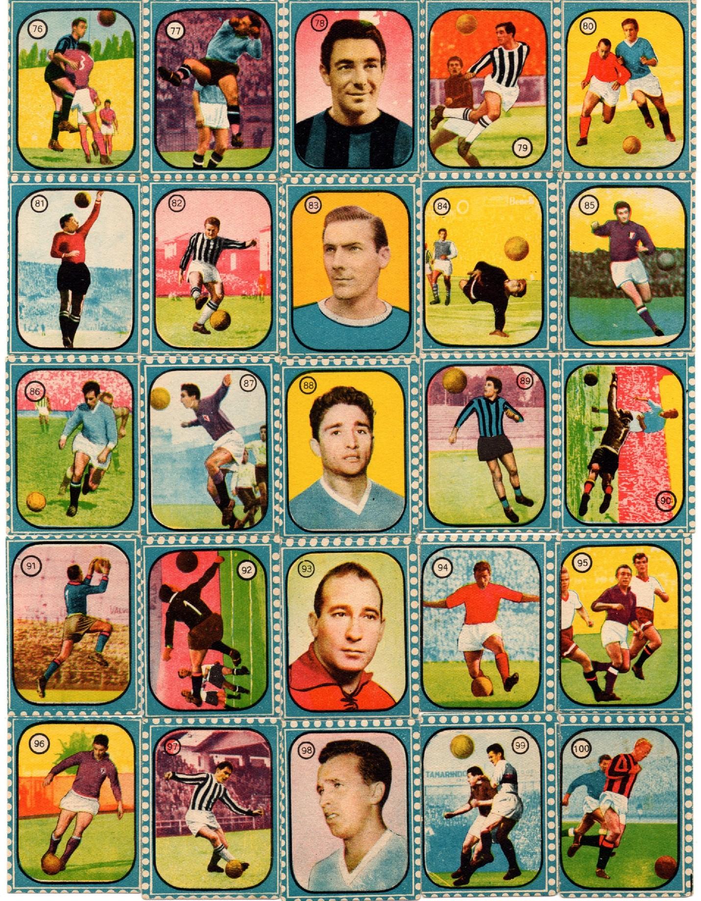 FIGURINA NANNINA ANNO 1951//52 INTER GIOVANNINI