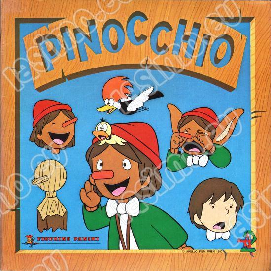 Album dedicati a pinocchio