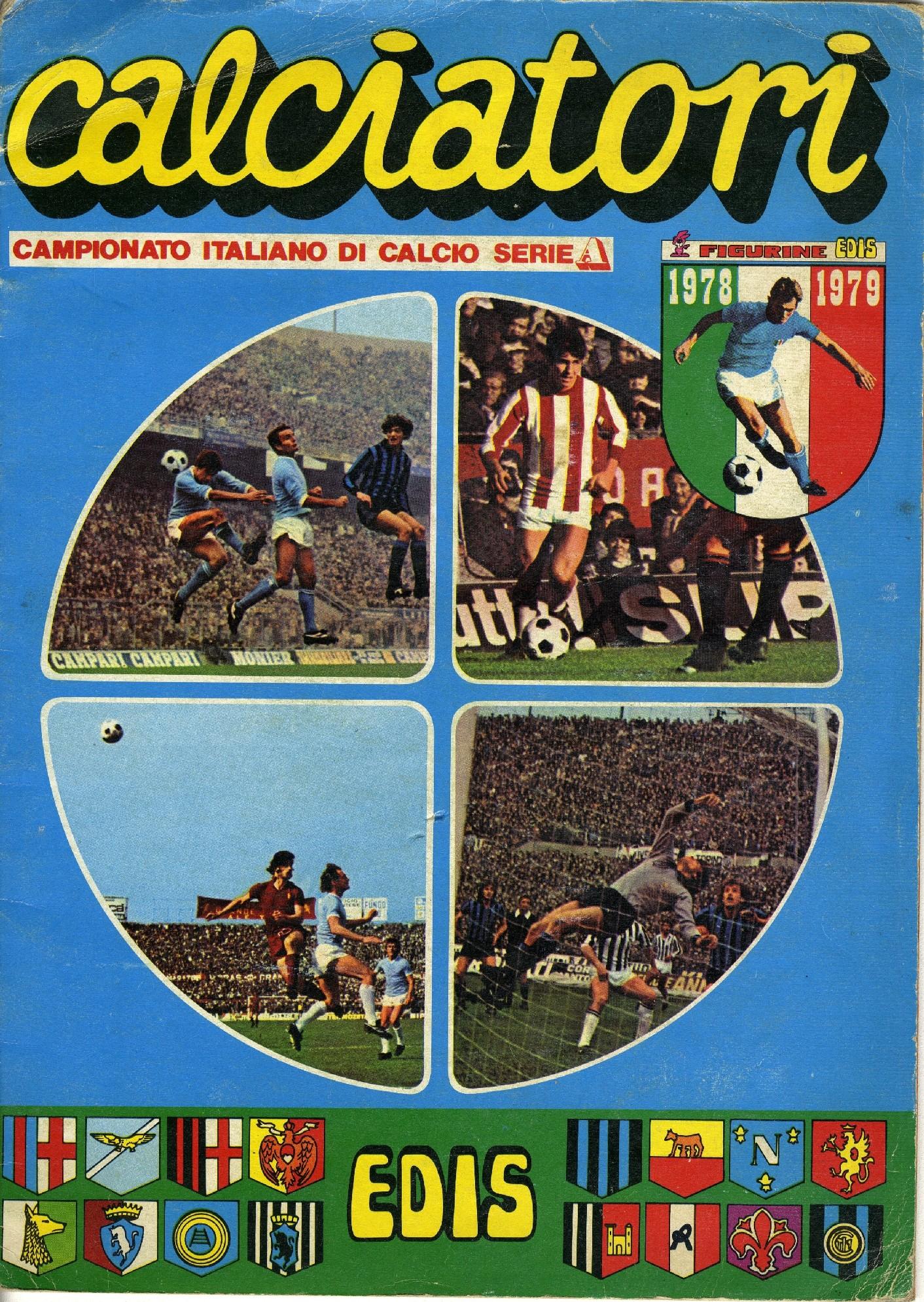 Calciatori EDIS 1978 1979