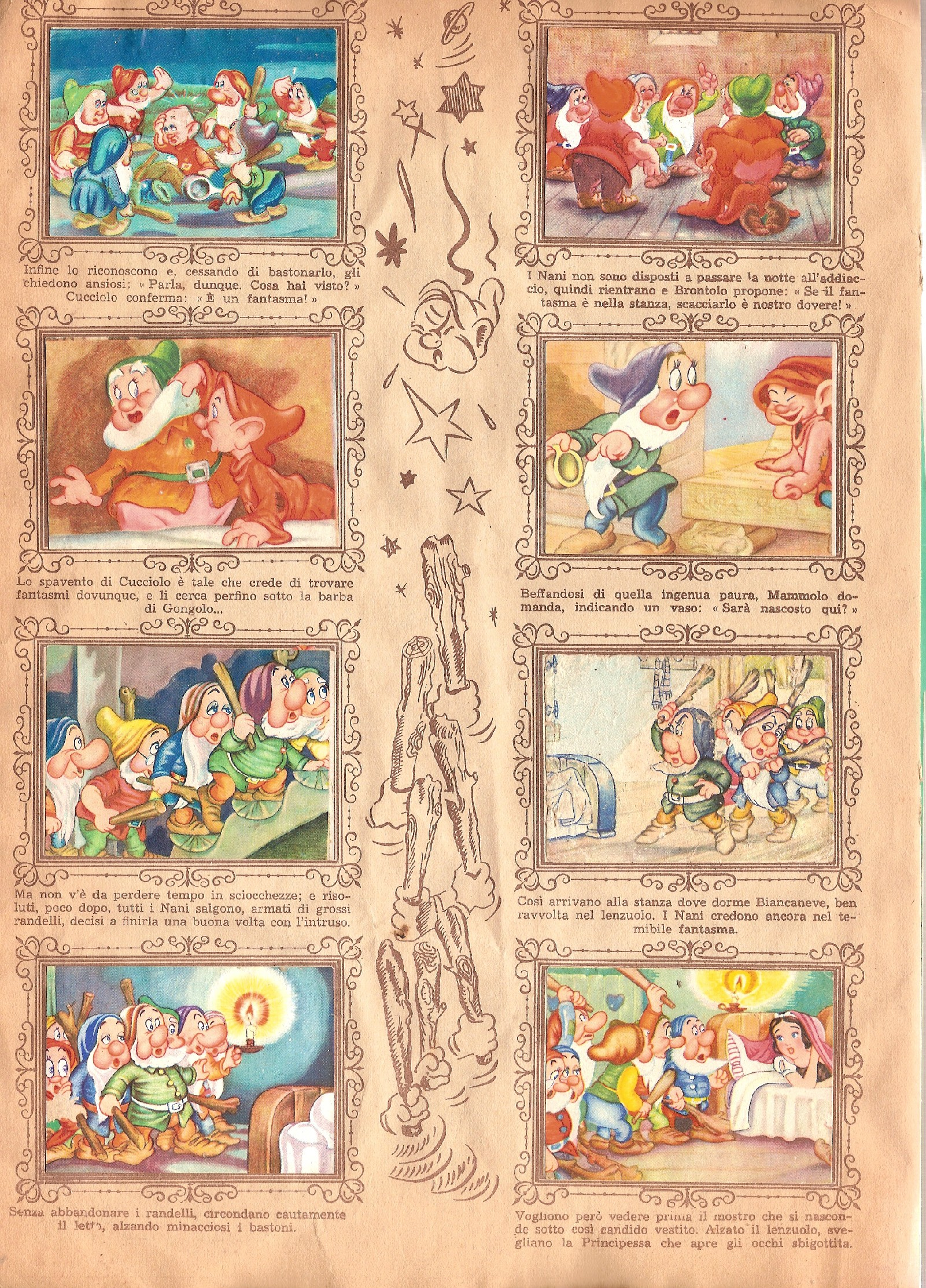 image Biancaneve e i sette nani