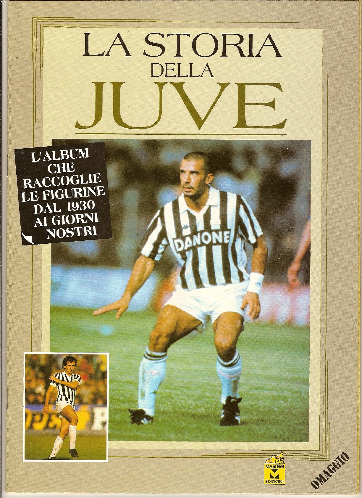 La Storia Della Juve Masters 1992