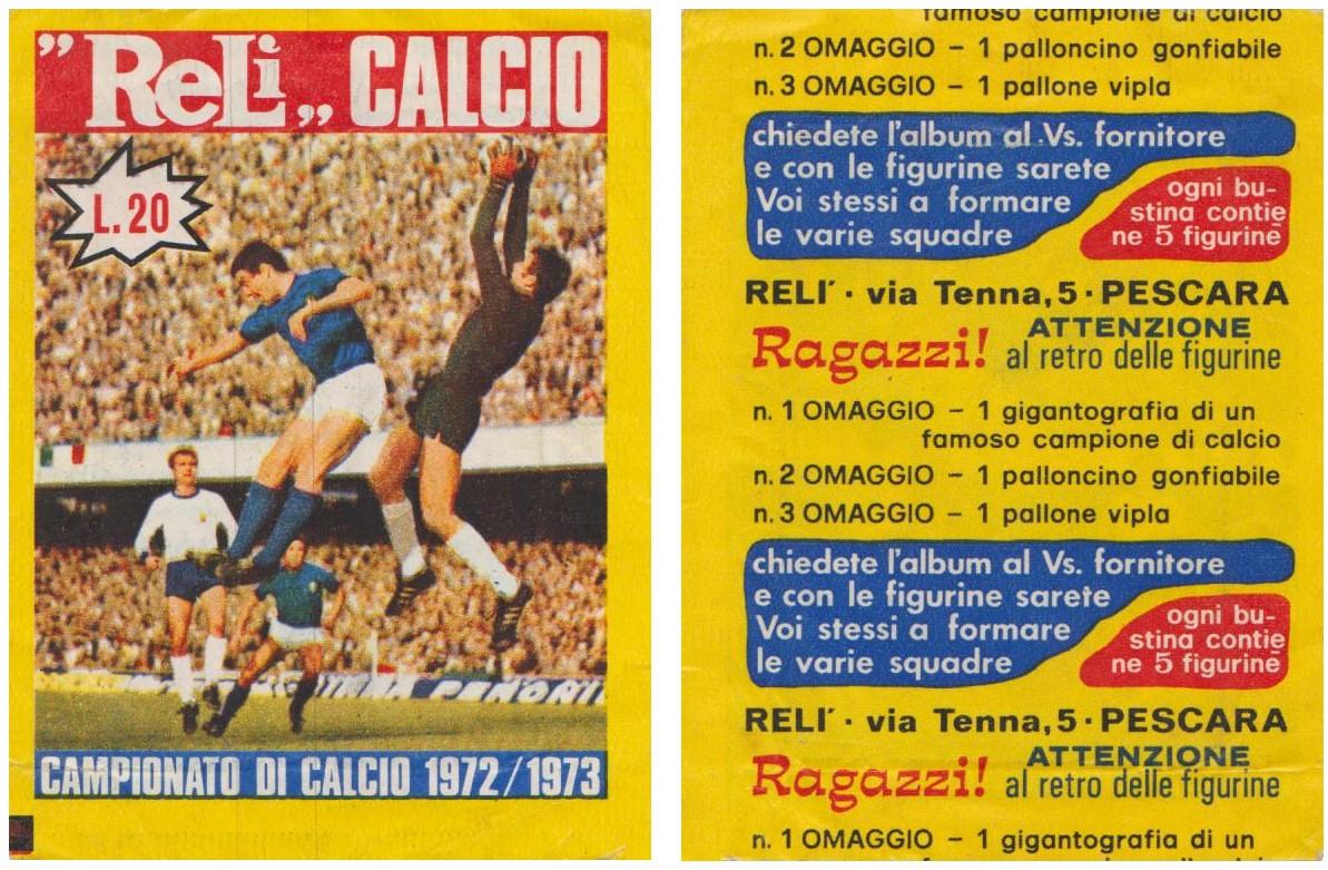 268 TORINO -New CALCIO FLASH /'85 Lampo Figurina-Sticker n COMI