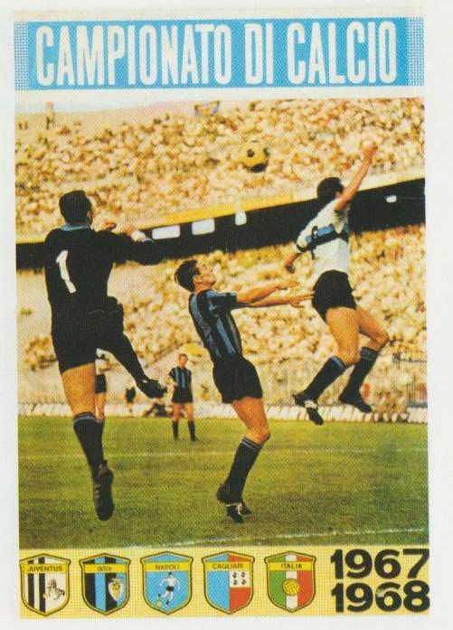 Album Tutti i Calciatori Mira 1967 68 in Pdf
