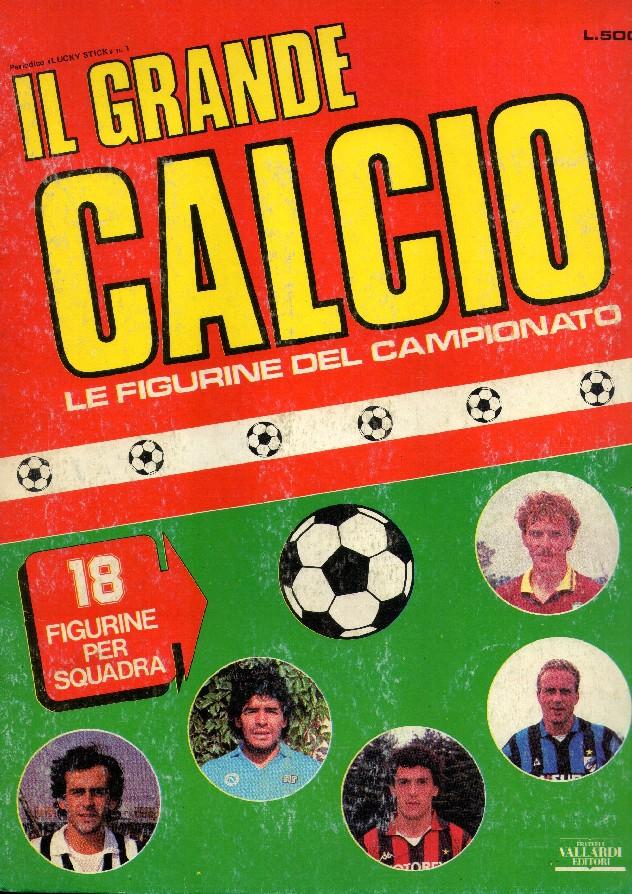 PANINI CALCIATORI 1989//90-Figurina n.400 COSENZA NEW SCUDETTO